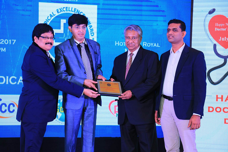 Best Dental Clinic Of The Year – Apollo White Dental Spa, Nungambakkam At Medical Excellence Award